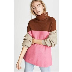 Free People | Colorblock Sweater